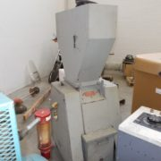 Foremost Model SHD-1 Granulator