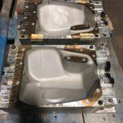 Uniloy gallon molds