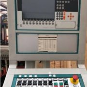 Uniloy Model IBS 45-3S Injection Blow Molding Machine