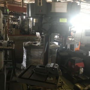 Clausing Model 2277 Drill Press
