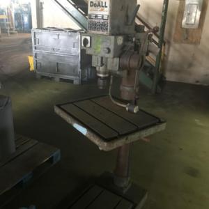 DoALL Model D-25150 Drill Press