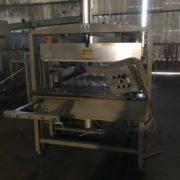 Custom Metal Designs Semi Automatic Bagging Machine