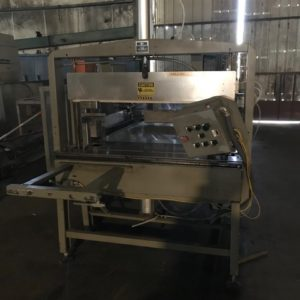 Custom Metal Designs Semi Automatic Bagging Machine
