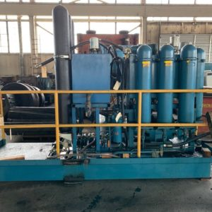 2000 Davis-Standard/Sterling Hydraulic Power Packs