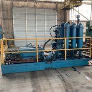 2000 Davis-Standard/Sterling Hydraulic Power Packs