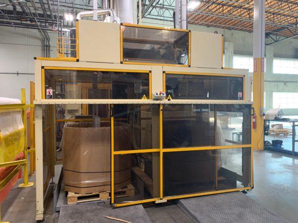 2012 Husky Model HyPET 400 HPP 4.0 P120/120 EE 140 400 Ton Preform injection Molding Machine