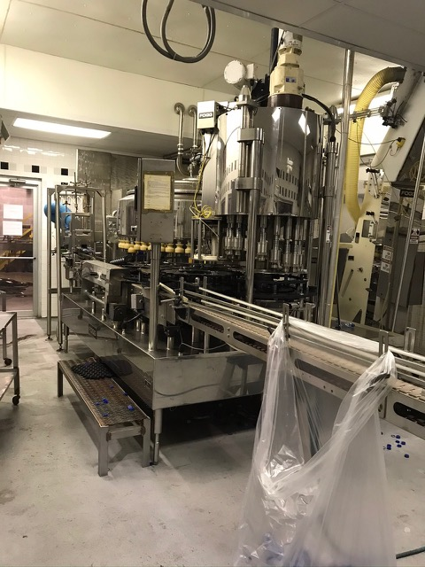Complete Water Processing and Filling Line for Single Serve PET Bottles