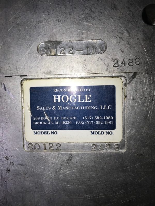 Hogle Gallon Mold