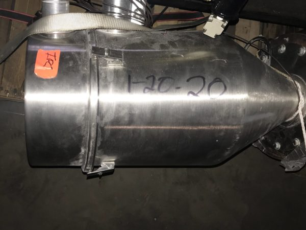AEC Model SRC 16 Vacuum Receiver