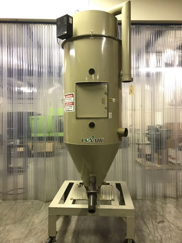 Conair Model W200 Material Dryer and Insulated Hopper