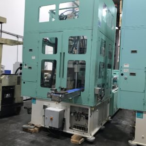 Aoki Model SBIII-250LL-50S PET One Step Stretch Blow Molding Machine