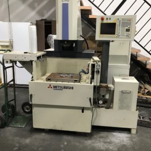 Mitsubishi Model EA8 Sinker EDM Machine