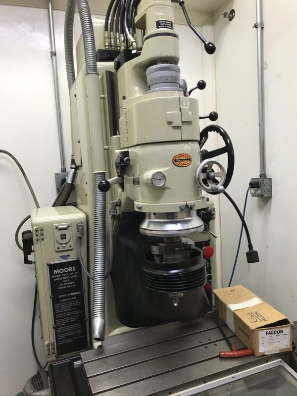 Moore Model G18 Jig Grinder
