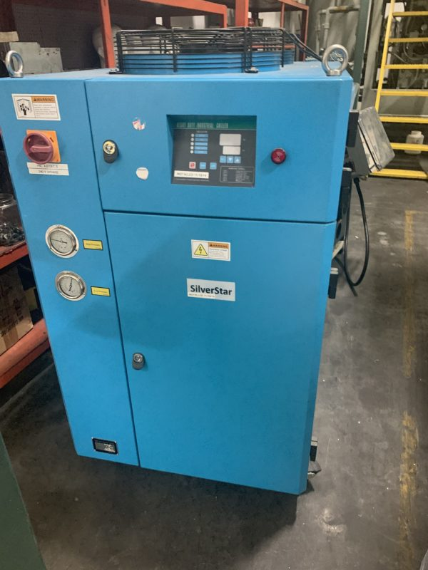 10 Ton SilverStar Air Cooled Chiller