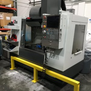 Haas Model VF-2SS CNC Milling Machine