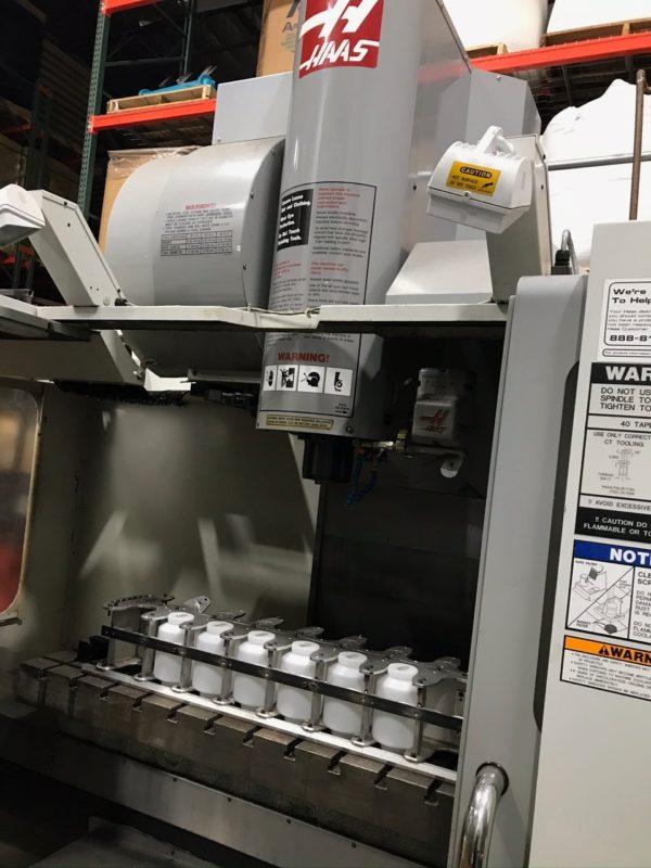 Haas Model VM-3 CNC Vertical Machining Center