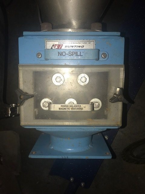 Foremost Model 20/21 Vacuum Receiver/Chamber
