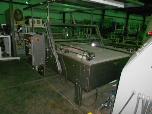 Dyco Semi Automatic DeBagging Machine