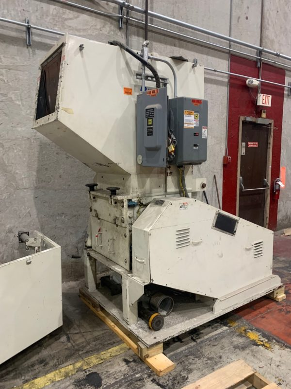 LR Systems Model SGOS 1624 (40) Horse Power Granulator