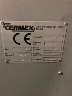 Cermex Model F377 Case Erector
