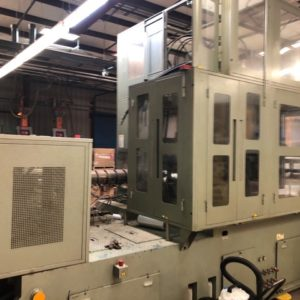 Aoki Model SBIII-500N-60 PET Injection Stretch Blow Molding Machine