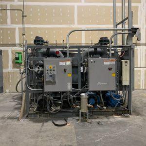 Advantage Model PTS- 3000-4p-CL-SP Pump Tank Station