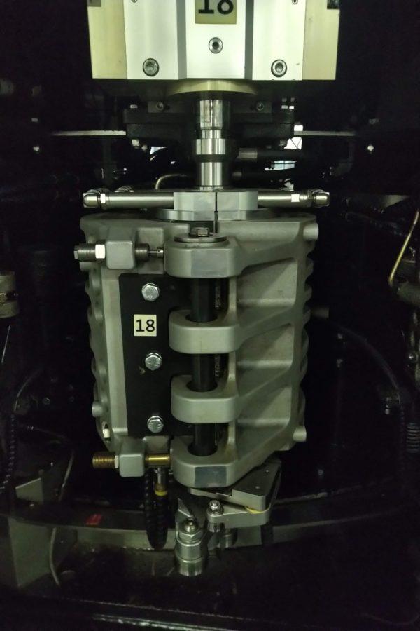 Krones ModelContiform S20 PET Re-heat Stretch Blow Molding Machine
