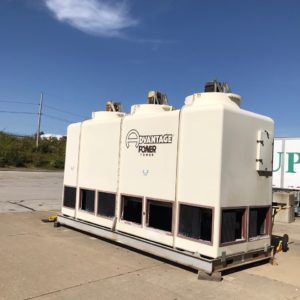 Advantage Power Tower Model PT-315 ES Cooling Tower