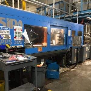 SIPA Model PPS 300 Injection Molding Machines