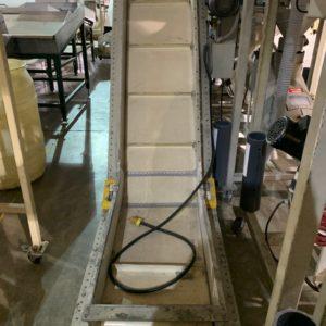 Rotogran Incline Conveyor