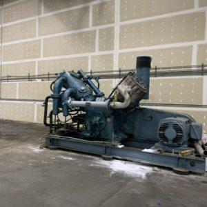Gardner Denver Model VH18H3N High Pressure Air Compressor