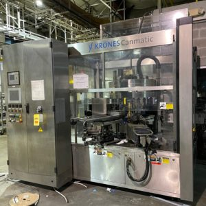 Krones Canmatic Rotary Labeler
