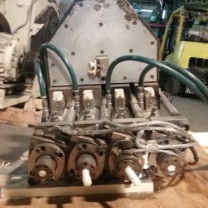 4x85mm Willy Muller Torpedo head