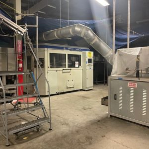 Complete Water Packaging Line from Blow Molding Machine to Case Palletizer