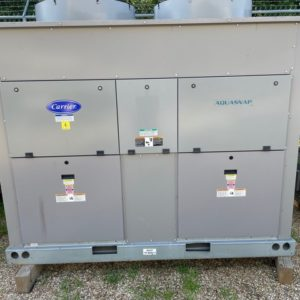 2017 Carrier Aquasnap Model 30 RAP0605 Air Cooled Chiller