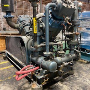 Bellis and Morcom Model VH9H3N High Pressure Air Compressor