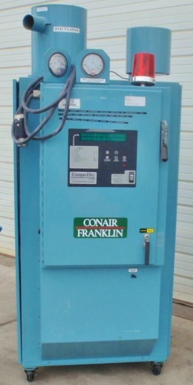 Conair Franklin Model Cd400 Material Dryer International