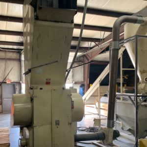 Rotogran Model WO3636 Granulator