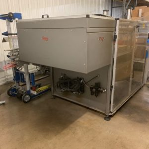 Dyco Semi Automatic Bagging Machine
