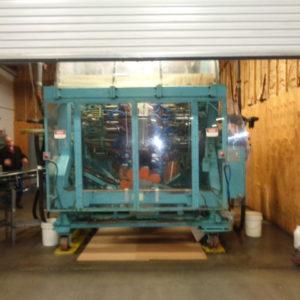 Graham Model C900 (9) Station Wheel Blow Molding Machine