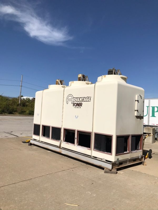 Advantage Power Tower Model PT-315 ES Cooling Tower