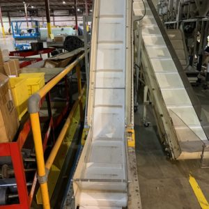 Rotogran Incline Conveyor