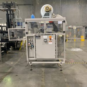 MTM Model 740 Automated Vertical Spin Trim System