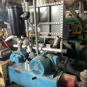 Roots Model 56 U- RAI DSL (15) Horse Power Vacuum Pump