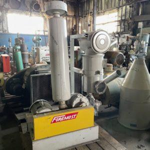 Foremost Model VMF-15-30 Vacuum Pump