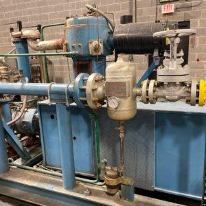 Ateliers Francois Model CE24S44SG High Pressure Air Compressor